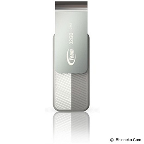TEAM USB 2.0 32GB [C142] - Silver - Usb Flash Disk Basic 2.0